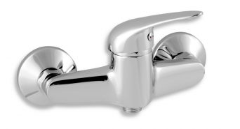 SHOWER MIXER WITHOUT ACCESSORIES TITANIA HIT CHROME